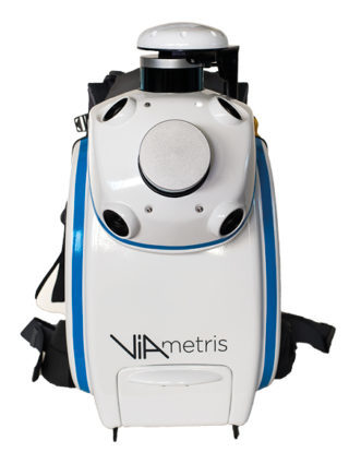 BMS viamtris backpack mobile mapping system