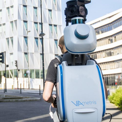 BMS3D mobile mapping backpack