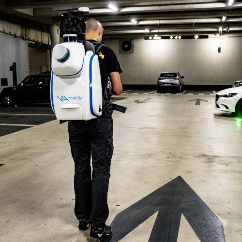 viametris backpack mobile mapping lidar
